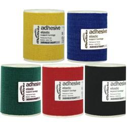 Bande adhésive élastique 6 cm x 2,5 m en couleur