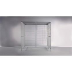Cage de pouliethérapie 8 panneaux